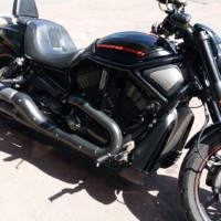 Harley Vrod Night rod